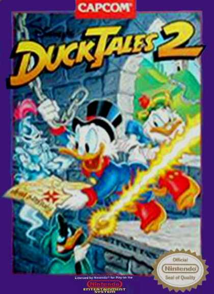 NES Games - Ducktales 2a