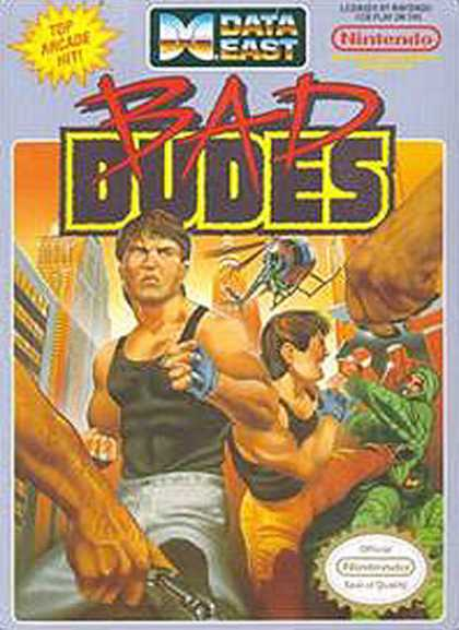 NES Games - Bad Dudes
