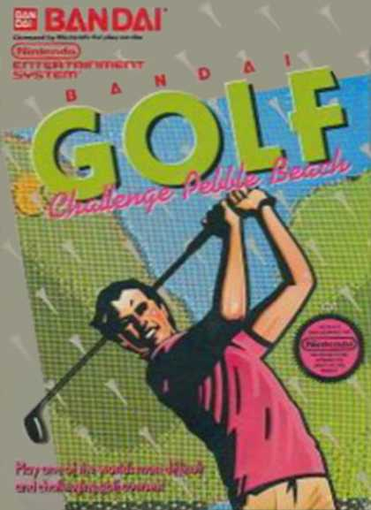 NES Games - Bandai Golf