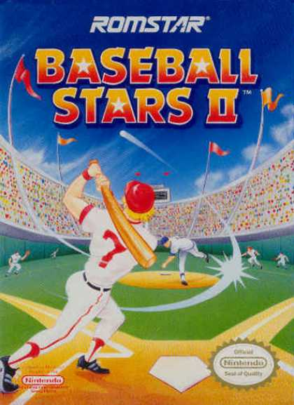 NES Games - Baseball Stars 2