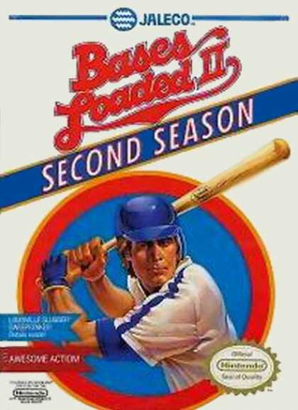 NES Games - Bases Loaded 2