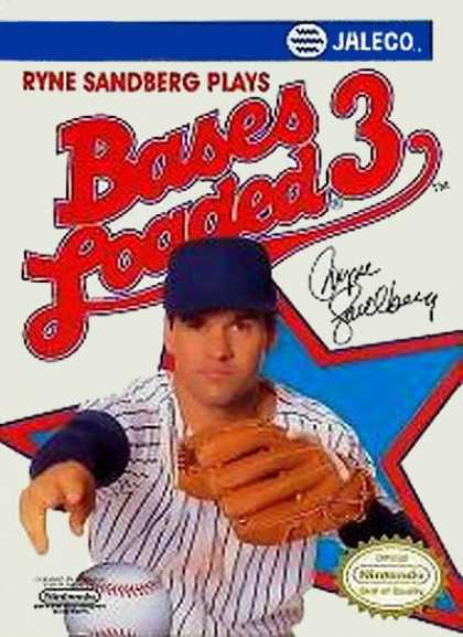 NES Games - Bases Loaded 3