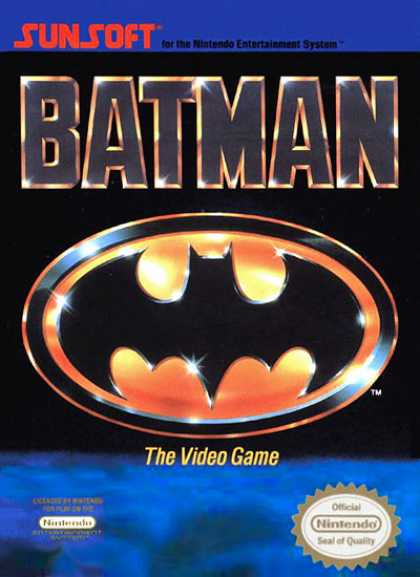 NES Games - Batman