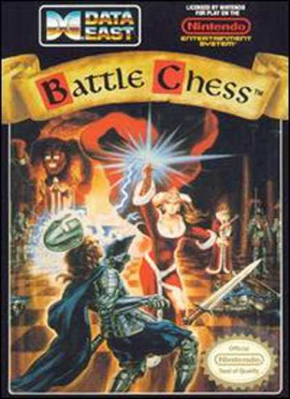 NES Games - Battle Chess