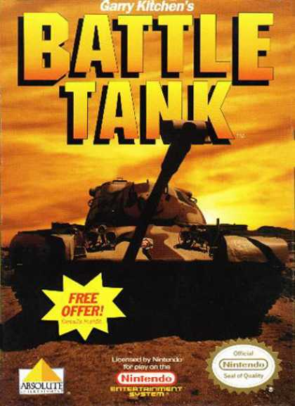 NES Games - Battle Tank