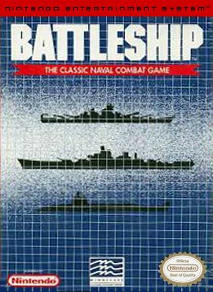 NES Games - Battleship