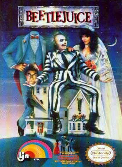 NES Games - Beetlejuice