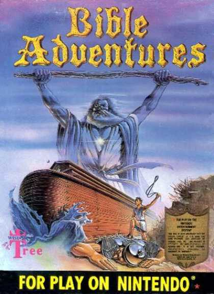 NES Games - Bible Adventures
