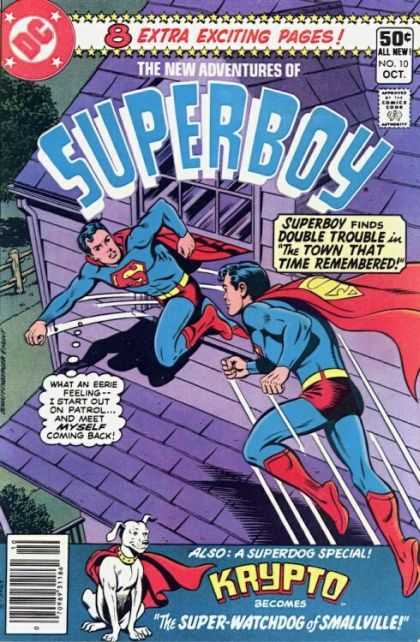 New Adventures of Superboy 10