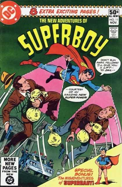 New Adventures of Superboy 11