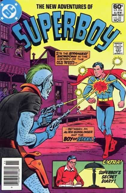 New Adventures of Superboy 23