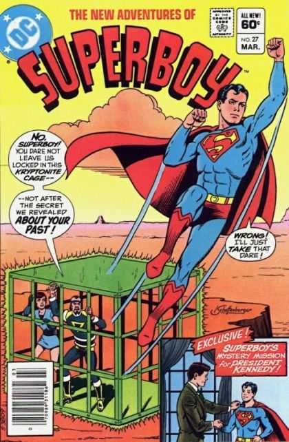 New Adventures of Superboy 27