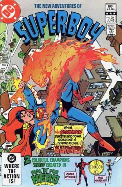 New Adventures of Superboy 30 - Ross Andru