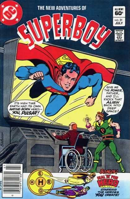 New Adventures of Superboy 31
