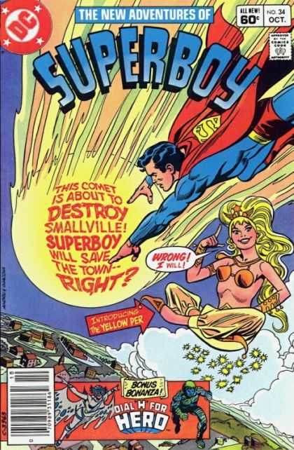 New Adventures of Superboy 34 - Ross Andru