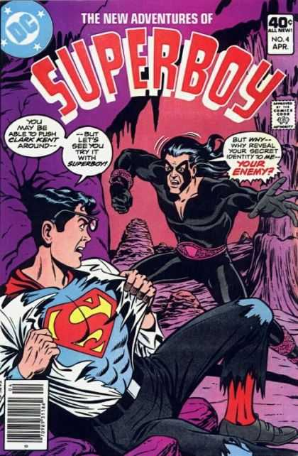 New Adventures of Superboy 4