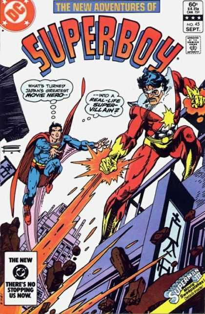 New Adventures of Superboy 45