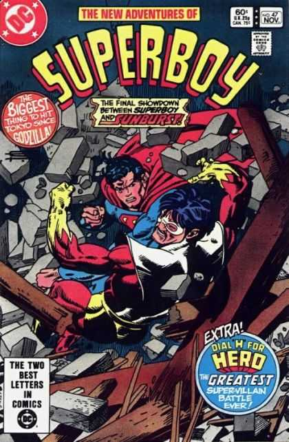 New Adventures of Superboy 47