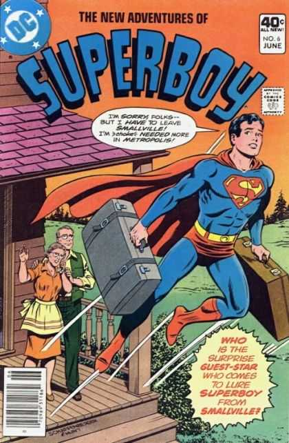 New Adventures of Superboy 6