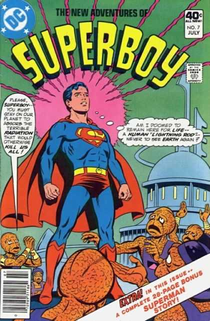 New Adventures of Superboy 7