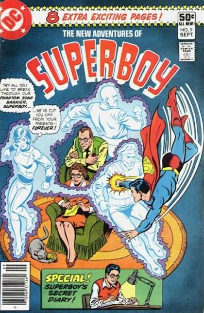 New Adventures of Superboy 9