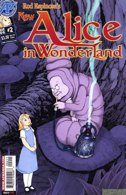 New Alice in Wonderland 2