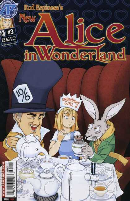 New Alice in Wonderland 3