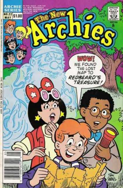 New Archies 22 - Stan Goldberg