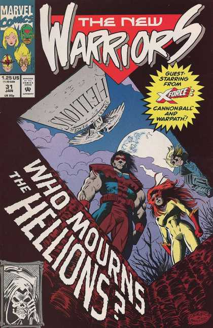 New Warriors 31 - Darick Robertson