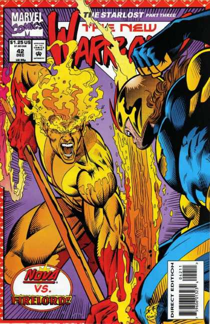 New Warriors 42 - Darick Robertson