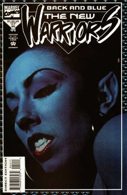 New Warriors 44
