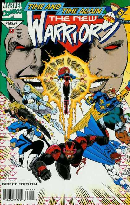 New Warriors 47 - Darick Robertson