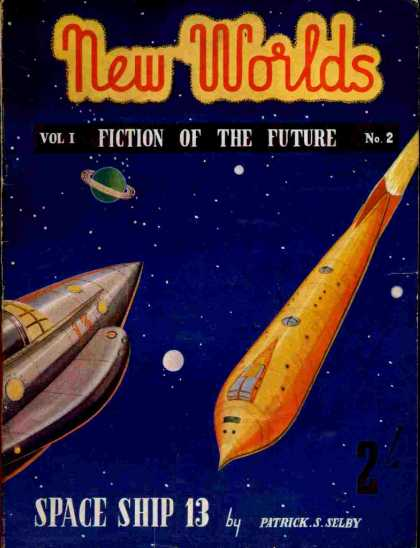 New Worlds Fiction 3