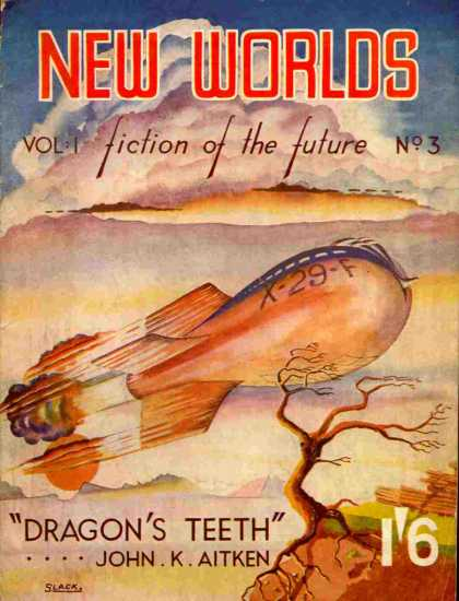 New Worlds Fiction 4