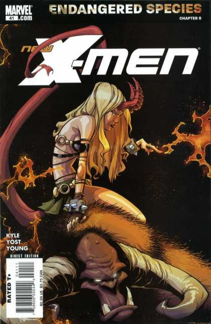 New X-Men 41 - Skottie Young