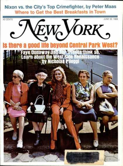 New York - New York - June 30, 1969