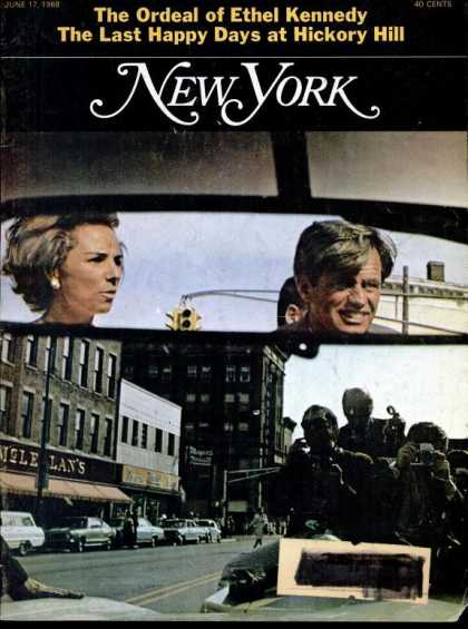 New York - New York - June 17, 1968