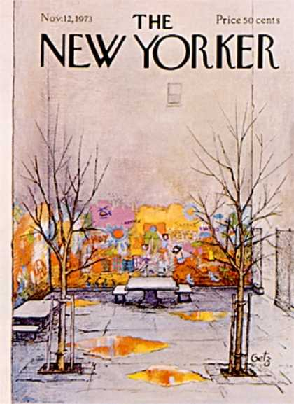 an interesting story of a new yorker Browse the archive for classic articles and cartoons and hidden gems from over nine decades of the new yorker cover story: very interesting article on parenting.