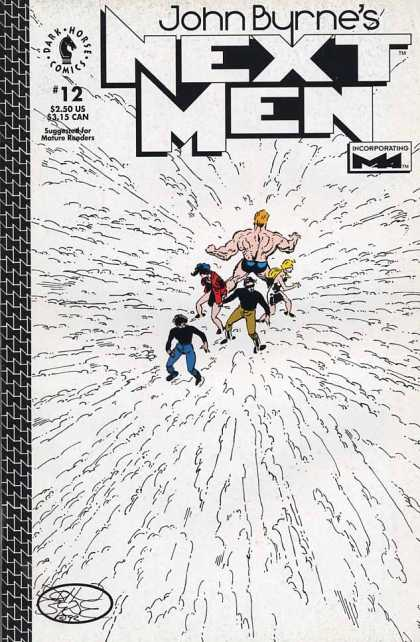 Next Men 12 - Snow
