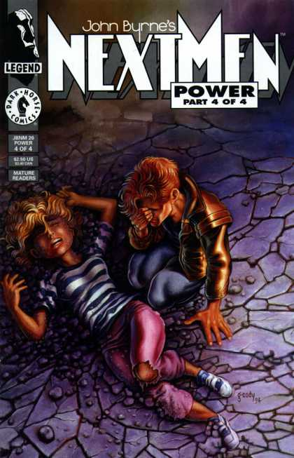 Next Men 26 - Dead - Death - Children - Legend - Part 4