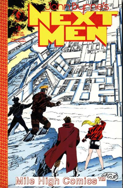 Next Men 8 - Snow