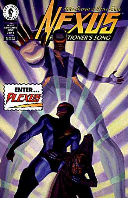 Nexus: Executioner's Song 3 - Steve Rude