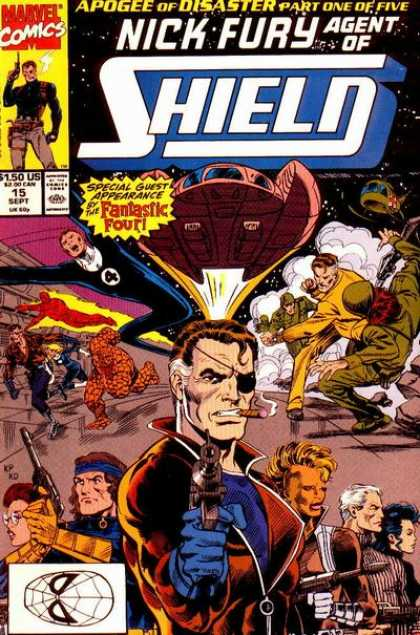 Nick Fury, Agent of SHIELD (1989) 15