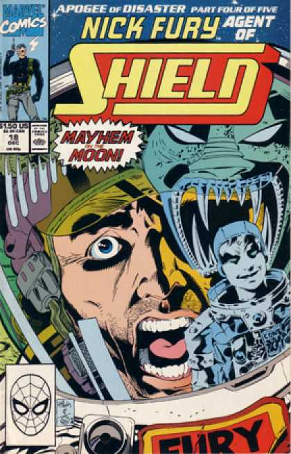 Nick Fury, Agent of SHIELD (1989) 18
