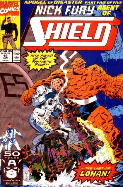 Nick Fury, Agent of SHIELD (1989) 19