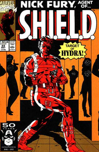 Nick Fury, Agent of SHIELD (1989) 23