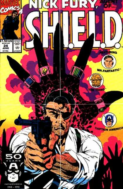 Nick Fury, Agent of SHIELD (1989) 24