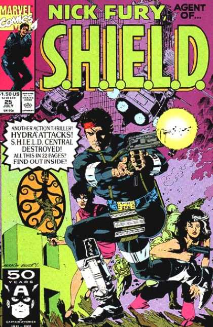 Nick Fury, Agent of SHIELD (1989) 25