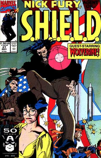 Nick Fury, Agent of SHIELD (1989) 27