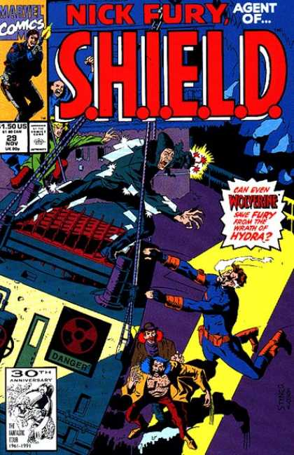 Nick Fury, Agent of SHIELD (1989) 29
